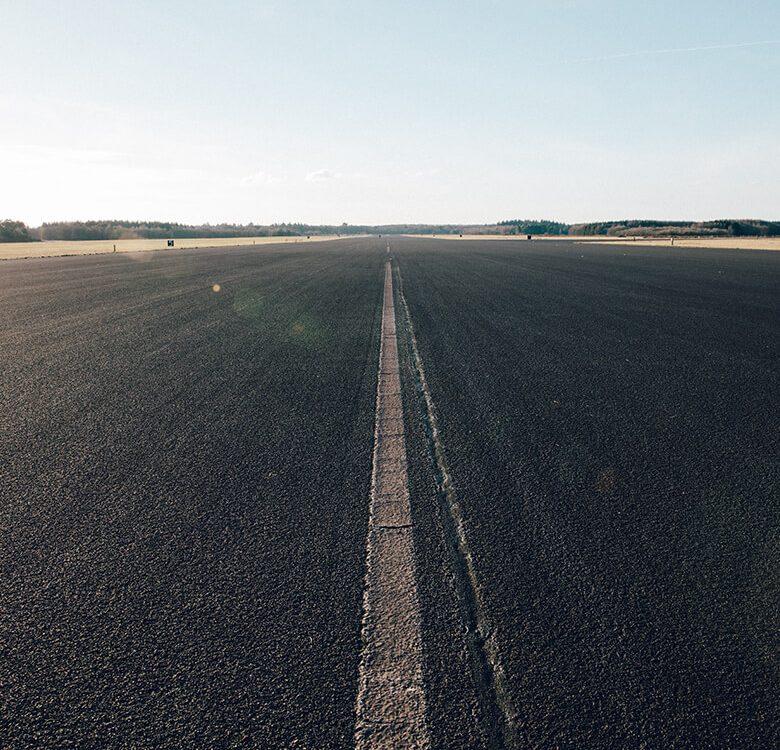 des sédiments dans les formulations d'asphalte