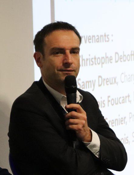 Christophe Deboffe